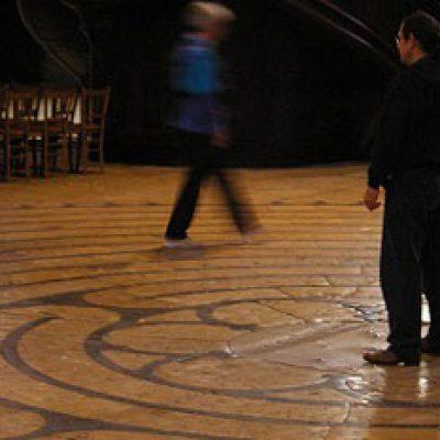 Labyrinthe du pèlerin, Cathédrale de Chartres