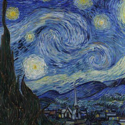 Vincent Van Gogh, ma nuit étoilée, Museum of Modern Art