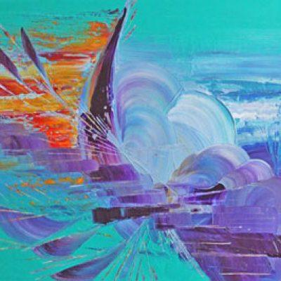 La tempête apaisée, Eliora Bousquet